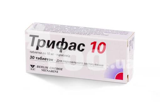 Инструкция по применению трифаса: таблетки и инъекционный раствор