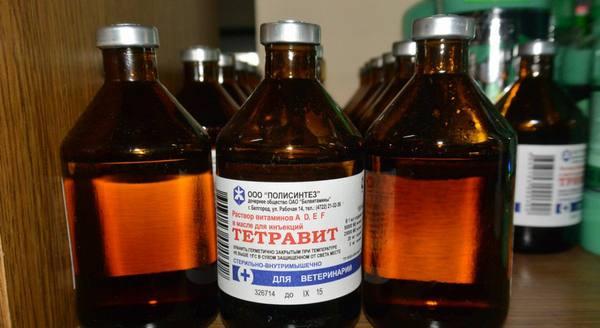 Тетравит - реальные отзывы принимавших, возможные побочные эффекты и аналоги