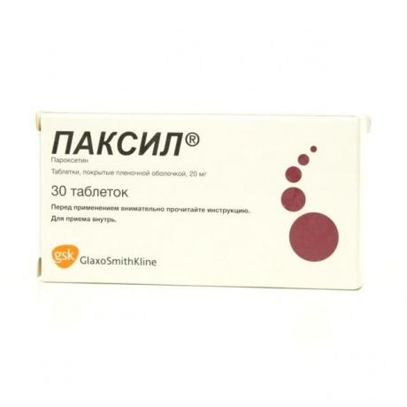 Пароксетин: инструкция по применению, отзывы пациентов и врачей, рлс, аналоги, цена, состав
