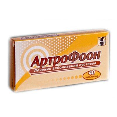Таблетки артрофоон: инструкция по применению, цена, отзывы