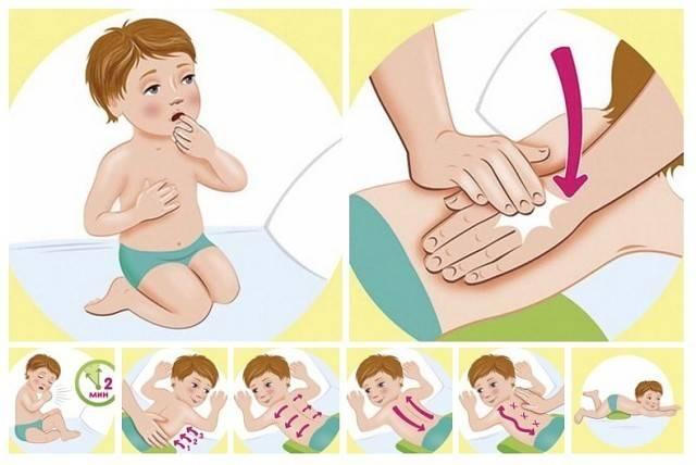 Виды и техника проведения массажа при пневмонии