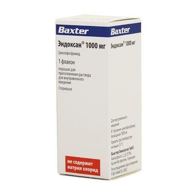 Эндоксан: обзор препарата для лечения злокачественных опухолей