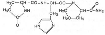 Тиролиберин - thyrotropin-releasing hormone - qwe.wiki