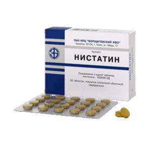 Мазь, таблетки, свечи нистатин: инструкция, цена и отзывы