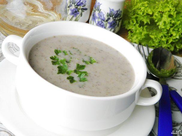 Белковое питание для похудения: грибная диета