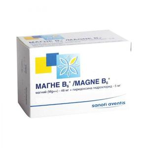 Магний в6 – инструкция к препарату, цена, аналоги и отзывы о применении