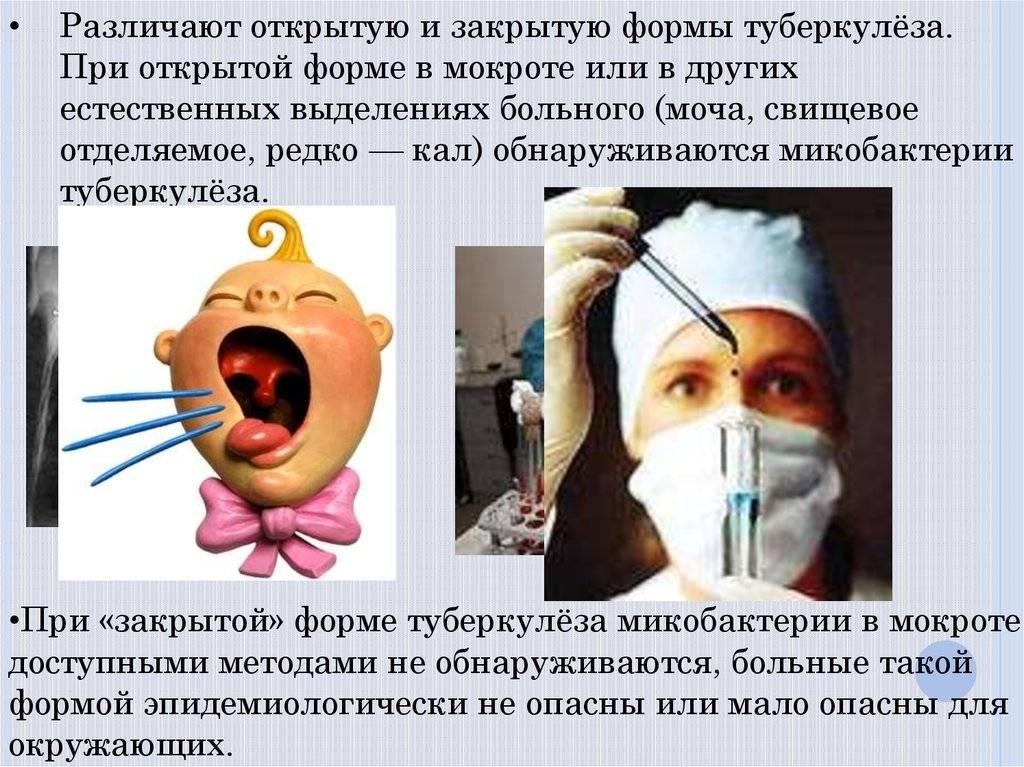 Как передаётся туберкулёз лёгких от больного человека здоровым членам общества