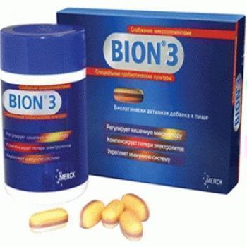 Бион 3: инструкция по применению и для чего он нужен, цена, отзывы, аналоги