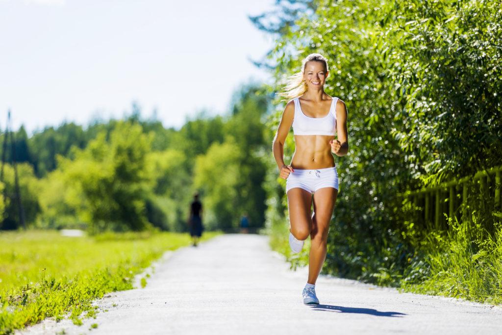 Похудение бег и фитнес