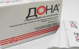 Дона (dona) препарат для суставов в уколах, ампулах, порошке. инструкция, аналоги
