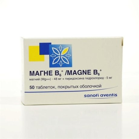 Инструкция по применению витамина в6 в таблетках