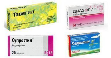 Супрастин таблетки - официальная инструкция по применению