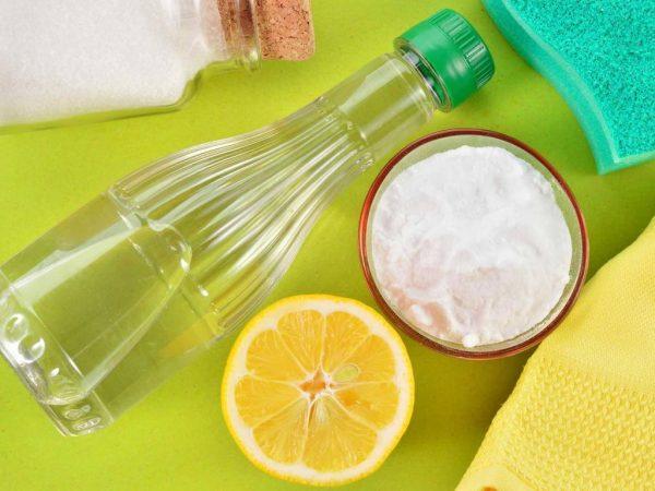 Правильное применение соды для очищения организма