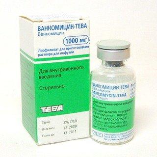 Аналоги препарата ванкомицин и их краткое описание