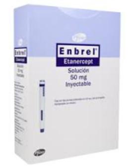 Энбрел (этанерцепт): инструкция по применению, цена в москве