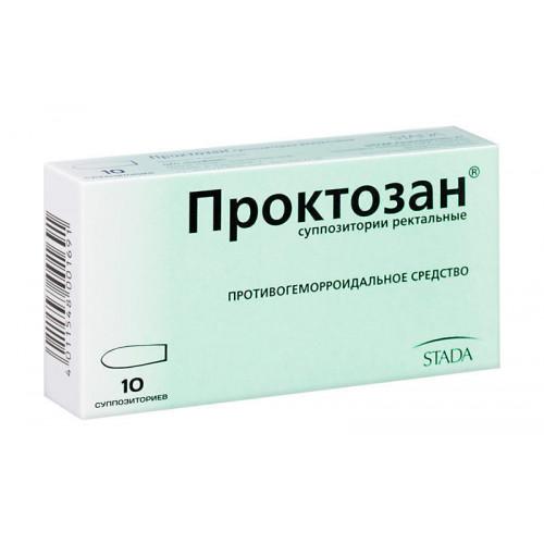 Проктозан - реальные отзывы принимавших, возможные побочные эффекты и аналоги