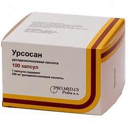 Урсохол: полное описание препарата, список аналогов