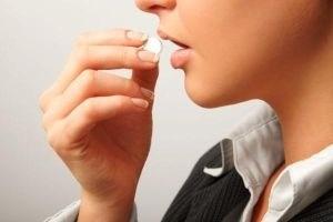 Тианептин, действующее вещество