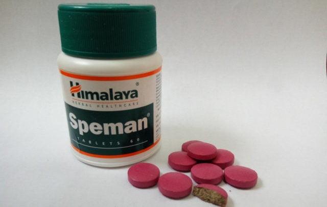 Спеман форте − инструкция по применению, отзывы, аналоги, цена таблеток