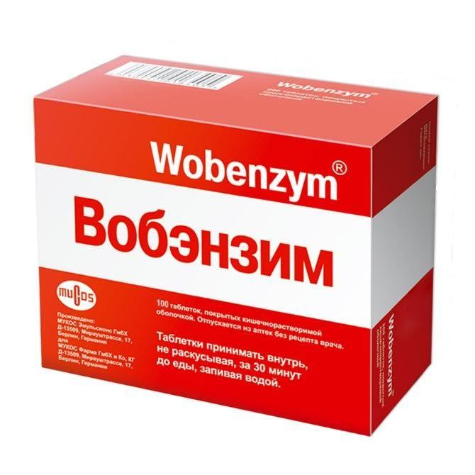 Вобэнзим в гинекологии: отзывы женщин и специалистов, инструкция по применению