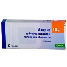 Инструкция по применению лекарства аторис, аналоги и цены