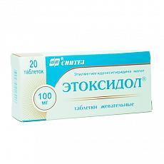 Этоксидол: таблетки и уколы