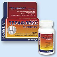 Мазь, таблетки терафлекс: инструкция, цена и отзывы