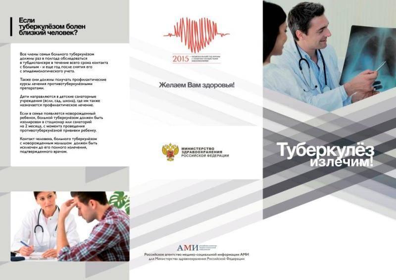 Сообщают ли на работу о туберкулезе и имеют ли право это делать?