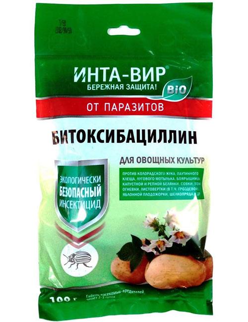Инструкция по применению препарата «битоксибациллин»