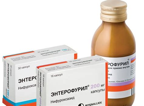 Лекарства от кишечной инфекции, при отравлении. список лучших, как принимать