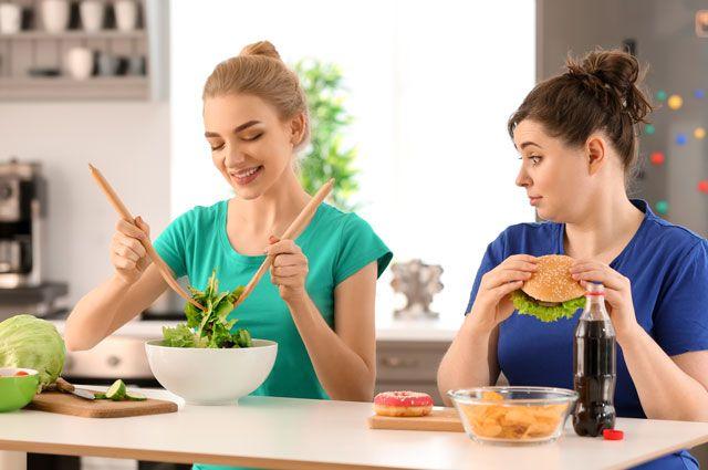 Витаминная диета и витаминно-белковая диета для похудения и поднятия иммунитета: меню, результаты, отзывы