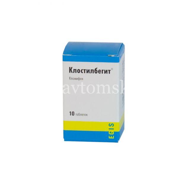 Кломифен (clomifene) – инструкция по применению