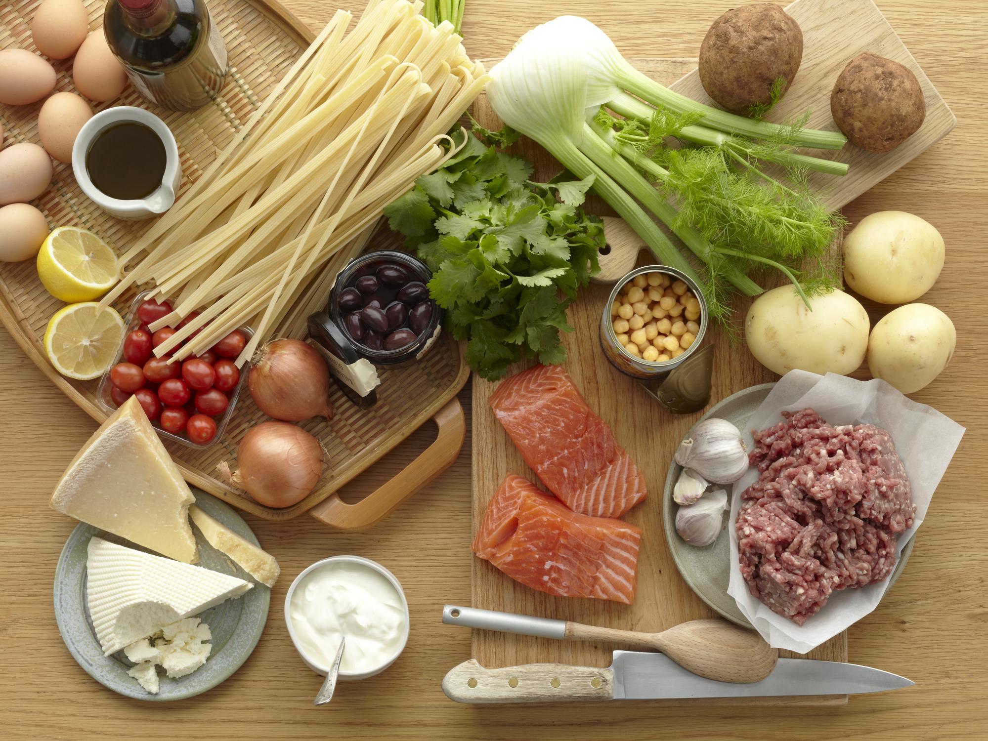 Кальциевая диета, таблица содержания кальция в продуктах