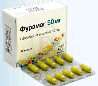 Фурамаг: инструкция по применению, аналоги и отзывы, цены в аптеках россии