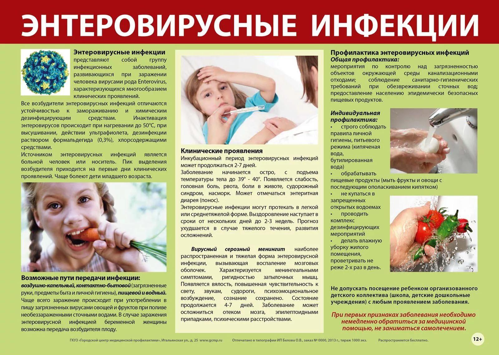 Энтеровирусная инфекция у детей: симптомы и лечение (55 фото): что это такое - признаки и инкубационный период, чем и какими препаратами лечить, профилактика