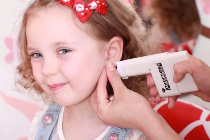 Боль в ушах при простуде лечение народными