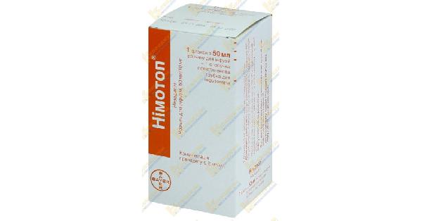 Нимотоп: инструкция по применению