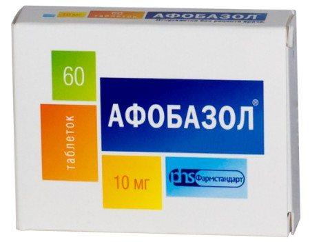 Как пить «афобазол» в таблетках: инструкция по применению, дозировка