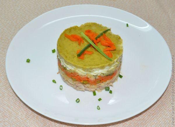 Диета 3 салата - все про диеты