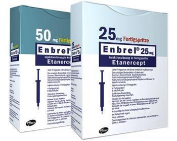 Этанерцепт, действующее вещество