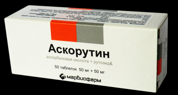 Аскорутин: инструкция по применению, показания, состав, дозировка, побочные действия и противопоказания