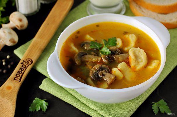 Диетические блюда с грибами: разнообразие рецептов