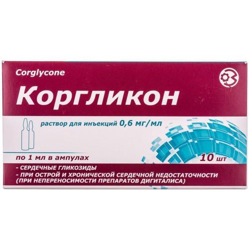 Коргликон – инструкция по применению препарата, цена, аналоги, отзывы
