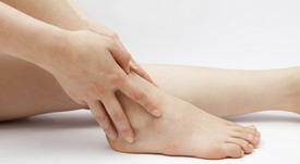 Артрит голеностопного сустава: причины, симптомы и лечение (фото)