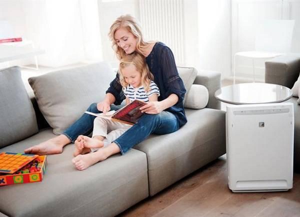Лучшие очистители воздуха для аллергиков и астматиков