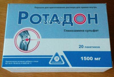 Ротадон для лечения и профилактики воспалительных процессов в суставах
