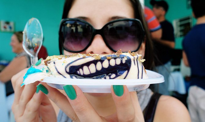 Влияние питания на здоровье зубов