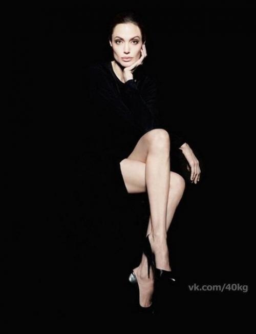 Анджелина джоли: секреты стройности и красоты