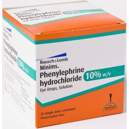 Фенилэфрин-СОЛОфарм Phenylephrine-SOLOpharm