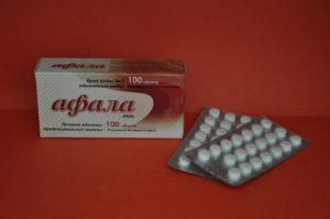 Афала - препарат для борьбы с аденомой